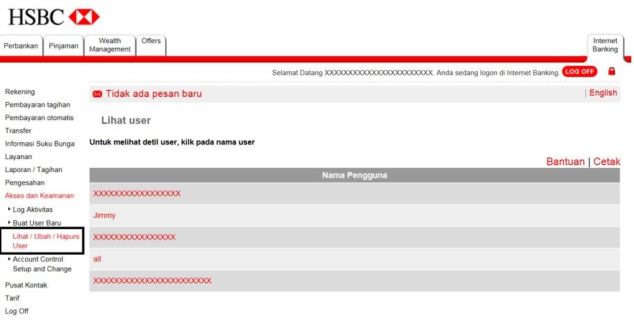 Business Internet Banking   HSBC Indonesia